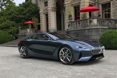 Bmw 8 Series Cost by Bmw 8 Series Concept
