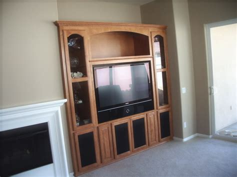 built in tv wall custom entertainment center cabinets and built in wall units