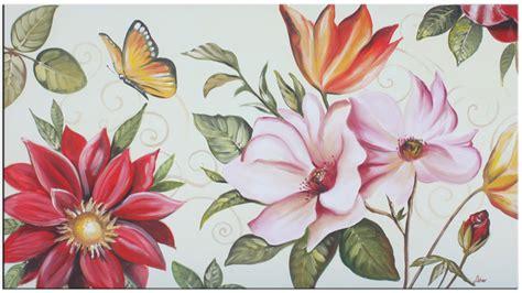 immagini quadri fiori quadri floreali quadri con fiori dipinti a mano