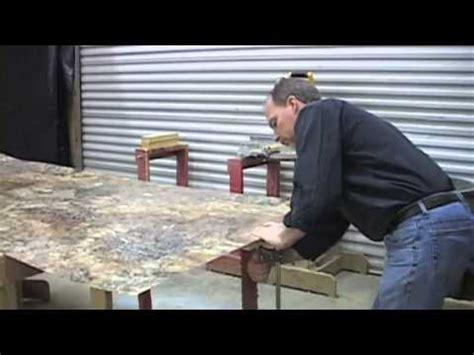 diy laminate countertop and bevel edge trim
