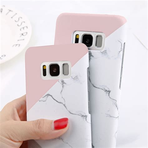 Samsung Galaxy S8 Plus Adidas Marble Colorfull Hardcase Cover for samsung galaxy s8 plus s7 thin shockproof hybrid phone cover skin ebay