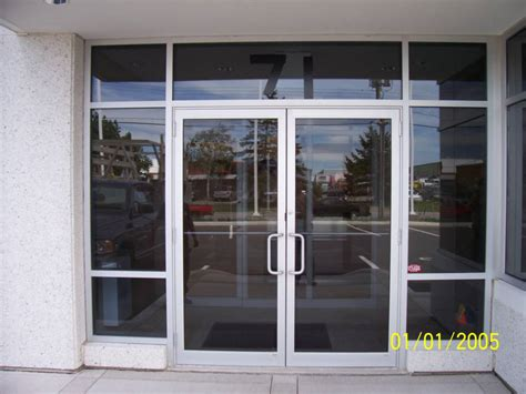 Glass Door For Shop Commercial Doors New Web Site Agsmidlands