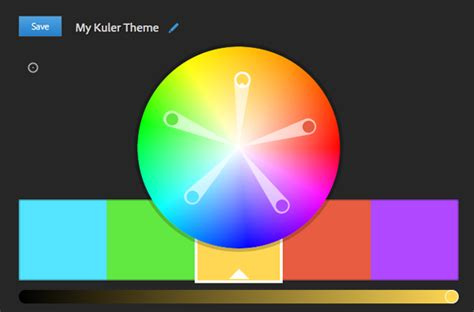 adobe color wheel 10 essential tips for kuler creativepro