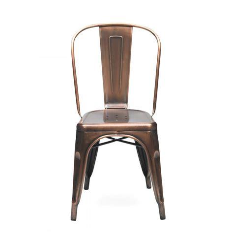 tolix armchair vintage tolix side chair