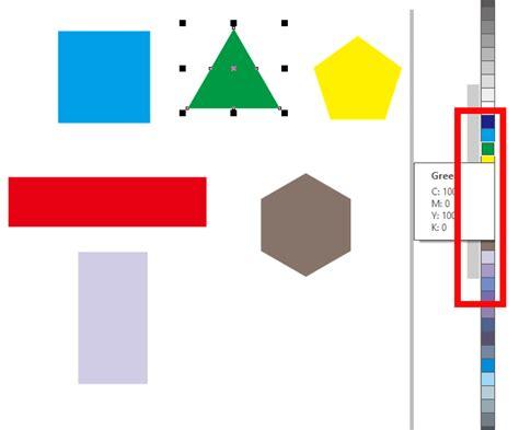 membuat logo xl cara membuat kotak persegi segitiga dan bentuk poligon