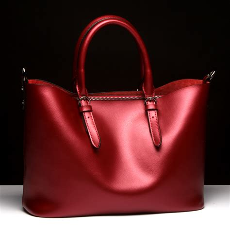 Luxury Bag Prices To Rocket Even Higher by Fashion Luxury Genuine Leather Handbag Large Cowhide
