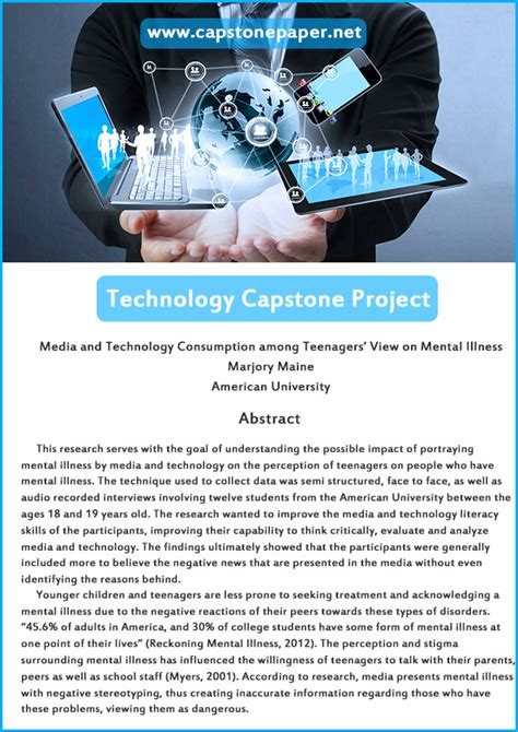 writing a capstone paper all you need to ace your technology capstone projects