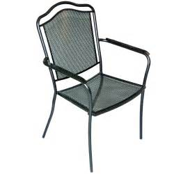 Metal Outdoor Dining Chairs » Ideas Home Design