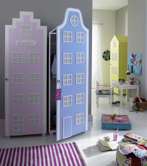wardrobe childrens bedroom 10 cool storage cabinets and wardrobes for kids room