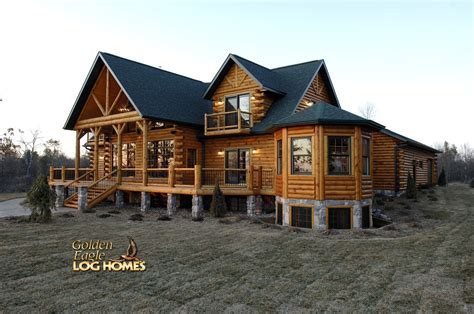 100 cabin houses golden eagle log homes log home