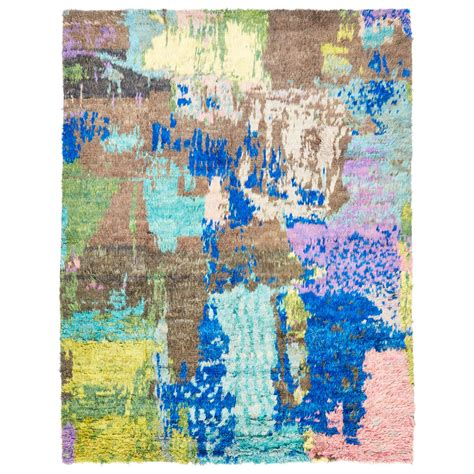 10 X10 Wool Rug - tazarine wool rug 7 10 quot x10