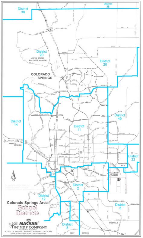 colorado springs co map colorado springs zip code map new calendar template site