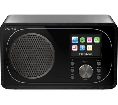 The Radio buy evoke f3 dab fm bluetooth radio black free