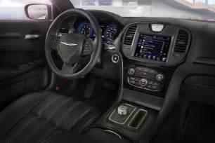 Chrysler 300 S Interior 2015 Chrysler 300s Front Interior Photo 45