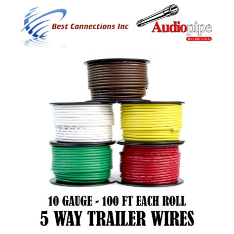 trailer wiring cable trailer wiring specs cairearts