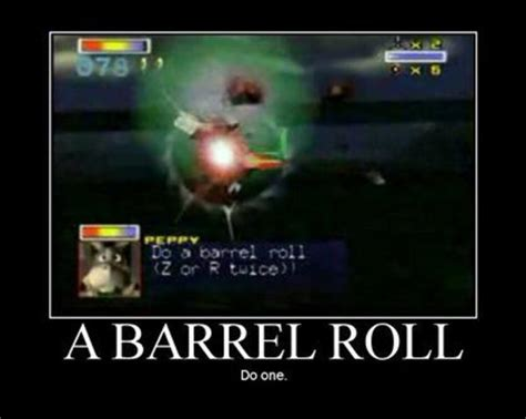 Barrel Roll Meme - image 30429 do a barrel roll know your meme