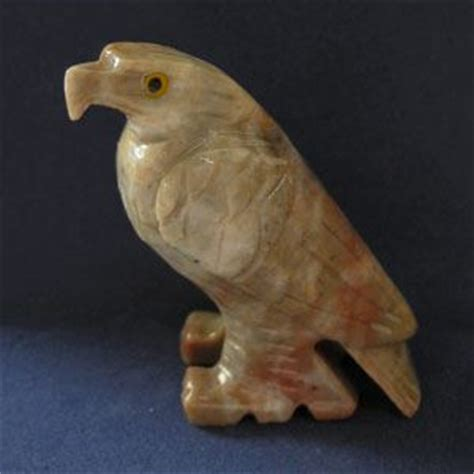 soapstone carving soapstone animal carving medium eagle