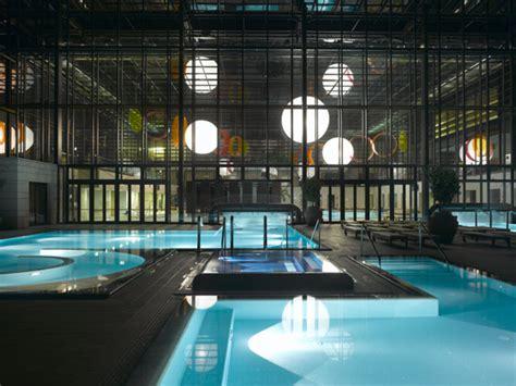 spa badezimmerdesign bad spa design das thermische meran hotel