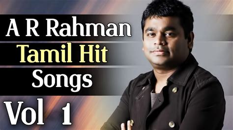 ar rahman latest mp3 download ar rahman tamil movie hit songs audio jukebox vol 1