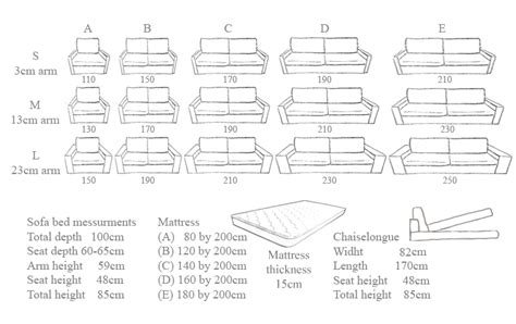 Sofa Sizes Standard by Comfy Sofa Beds And Sofas For Everyday Use 183 Uk