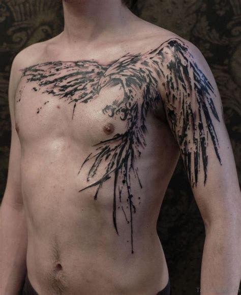 67 funky tattoos for chest