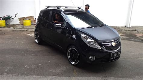 chevrolet spark customized transformers youtube