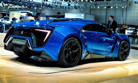 Lykan Hypersport Super Car   HD Wallpapers (High