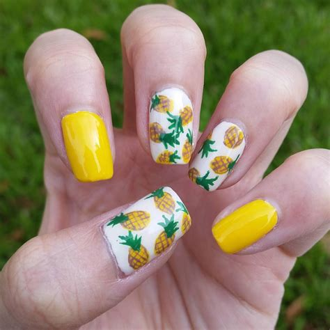 Fingernail Ideas by 29 Summer Finger Nail Designs Ideas Design Trends