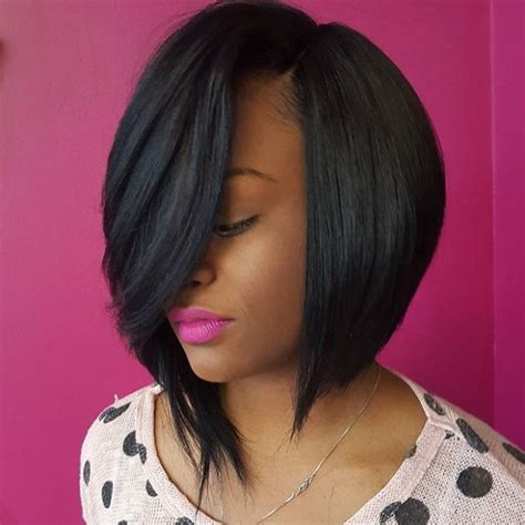 Weave Hairstyles With Bangs by Weave Hairstyles With Bangs Hairstyles