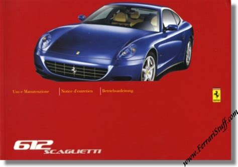 car repair manuals download 2010 ferrari 612 scaglietti engine control 2010 ferrari 612 scaglietti service manual download 2010 ferrari 612 scaglietti used 174000