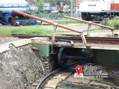 denah tempat duduk kereta api tegal arum dipo lokomotif jatinegara foto lokasi