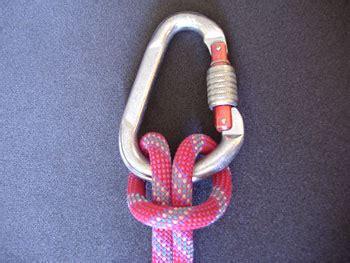 nudo alondra nudos b 225 sicos para escalada y alpinismo