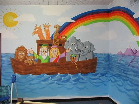 sunday school wall murals 1000 images about bible class murals on image search vinyl wall and decals for