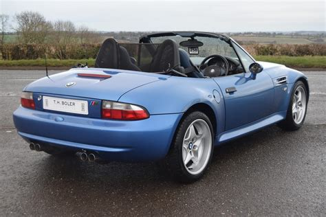 Bmw Z Series by Used 1998 Bmw Z Series M Roadster For Sale In Oxfordshire