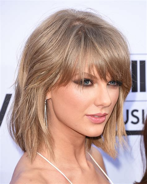 taylor swift lob haircut how what about lobs buro 24 7