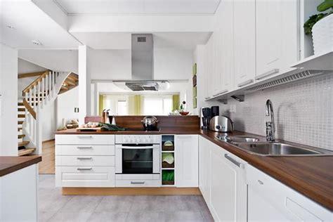 swedish kitchen cabinets 40 photos de cuisine scandinave les cuisines de r 234 ve