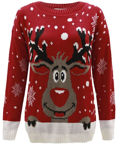 waitrose child christmas jumper jumper sweater childrens boys retro knitted winter new ebay