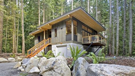 Washington Cabins by Modular Home Modern Modular Homes Washington State