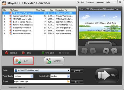 format video powerpoint how to view powerpoint on galaxy note with help of ppt to