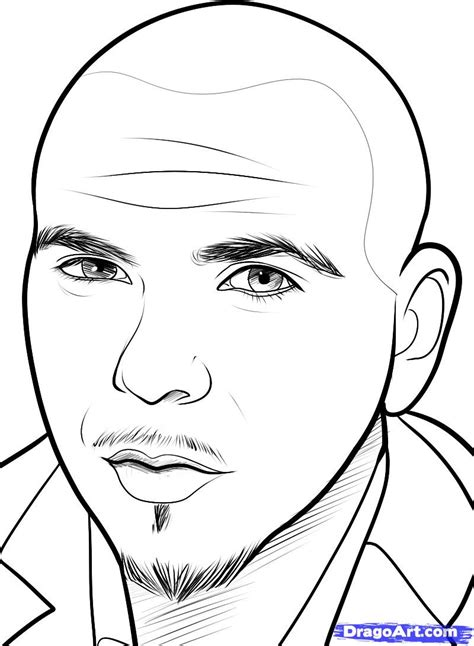 draw drow how to draw pitbull pitbull step by step