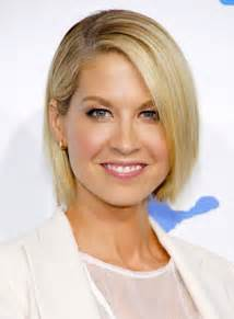 quick hairstyles for short straight hair image