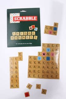 is wo a scrabble word scrabble magnets for a reading center make up words use
