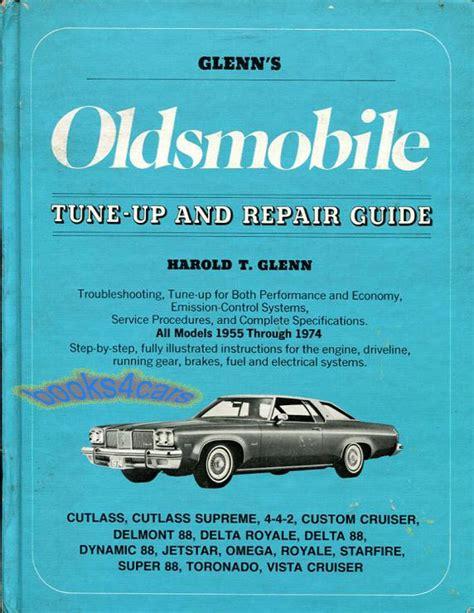 what is the best auto repair manual 1974 pontiac gto engine control oldsmobile shop manual service repair book guide glenns chilton haynes 1955 1974 ebay
