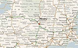 albany map albany location guide