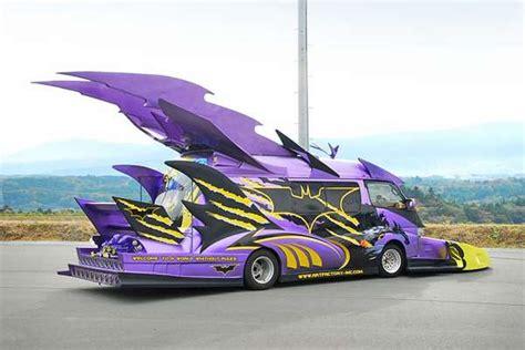 japanese custom cars out batvans japanese custom