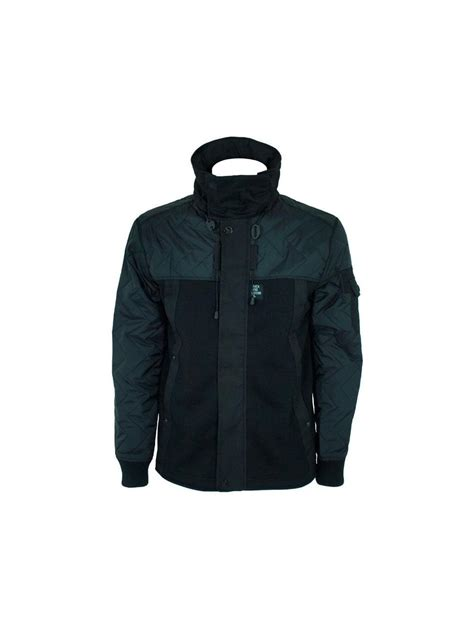 Jaket Conver duck and cover duck and cover simon 1 2 quilted jacket black duck and cover jackets at