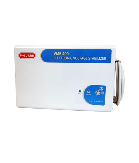 Ac Voltage Stabilizer 18 on v guard vmb400 voltage stabilizer on snapdeal