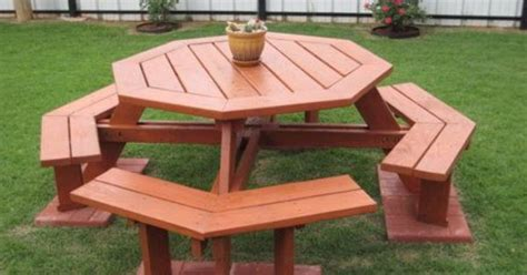 Plans To Build A Octagon Picnic Table Wooden Pdf Platform Octagon Picnic Table Plans Pdf