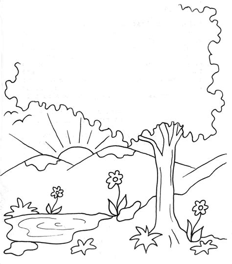 genesis 1 2 colouring pages