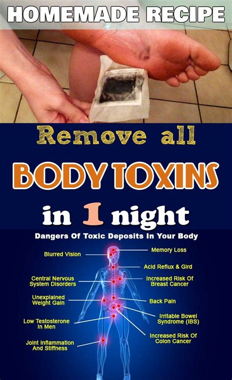 Toxins Removed By Detox by Best 25 Foot Detox Ideas On Foot Detox Soak